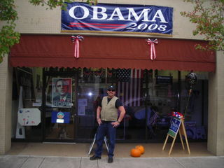 obama office, medford, oregon