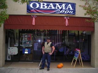 obama office, medford, oregon