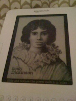 Emily dickinson as chris kattan