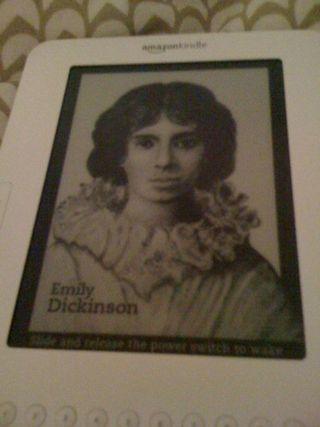Emily dickinson as chris kattan